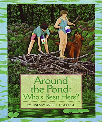 Image result for around the pond who's been here