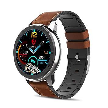 Famyfamy LEMFO ELF2 - Smartwatch para hombres y mujeres, cámara ...