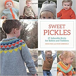 Image result for sweet pickles knitting book for kids