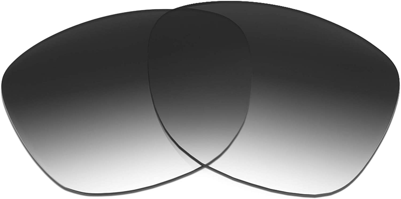 Revant Lentes de Repuesto Oakley Latch Beta, No Polarizados, Gradiente Gris