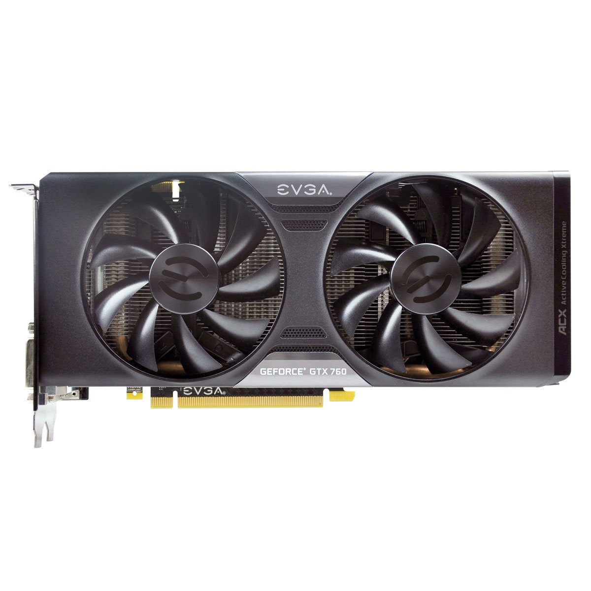 EVGA 04G-P4-2767-KR GeForce GTX 760 4GB GDDR5 - Tarjeta ...