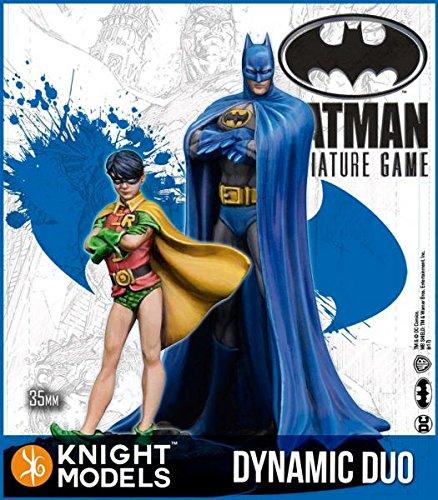 e: Batman & Robin (Dynamic Duo) (Resin) ()