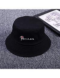 ZSAIMD Harajuku de Alta Calidad de algodón Lavado Sombreros for Recorrido Sol Mujeres de los Hombres al Aire Libre Pescador Sombreros Primavera-Verano Playa Vacaciones Unisex Sombrero