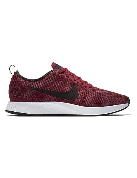 ZAPATILLAS NIKE DUALTONE RACER ROJO/BLANCO HOMBRE 42 Rojo: Amazon.es: Zapatos y complementos