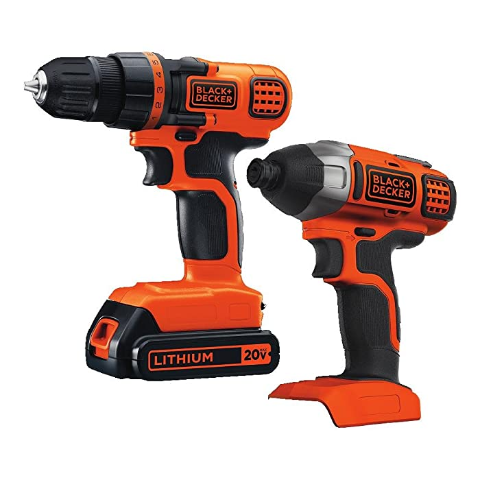 Top 10 Black Decker Bdcdhp220sb