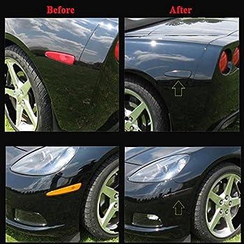 Corvette C6 Lamin-X Headlight /& Fog Light Cover Protection Kit 05-13