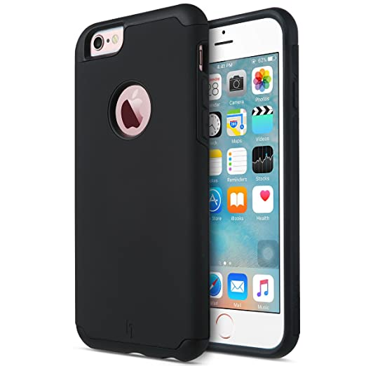 95 opinioni per iPhone 6S Cover ULAK Custodia iPhone 6, Case duro per iPhone 6 6S stampato