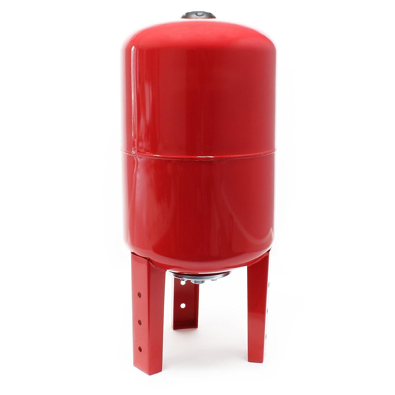 Ausdehnungsgefäß 50 L für Hauswasserwerke und Druckerhöhungsanlagen mit EPDM Membran für Trinkwasser WilTec 50642