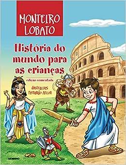 História do mundo para crianças - Livros na Amazon Brasil