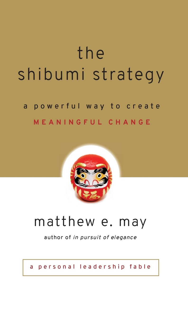 the shibumi strategy may matthew e