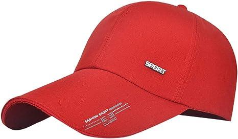 Gorra de béisbol ajustable, gorra deportiva transpirable, cansado ...