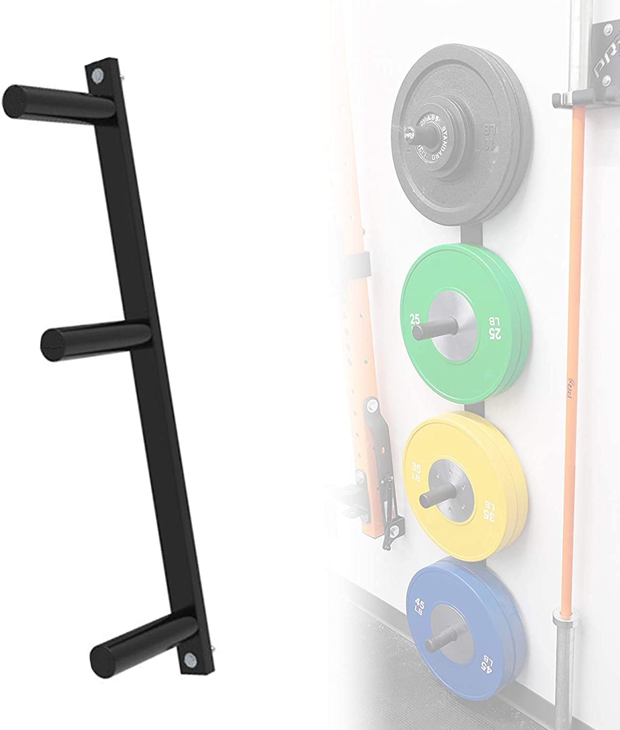 grist cc olympic weight plate rack for