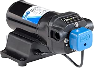 Jabsco VFLO Water Pressure Pumps, Constant Flow, 5.0 GPM (19 LPM)