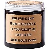 PMCDS2G Scented Candles Best Gift for Men & Women Birthday 14oz 100hour Long Burn Time (BFF Gift) - Oak & Hazelnut Fragrance