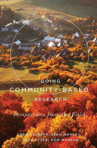 Doing Community-Based Up on: Perspectives from the Field