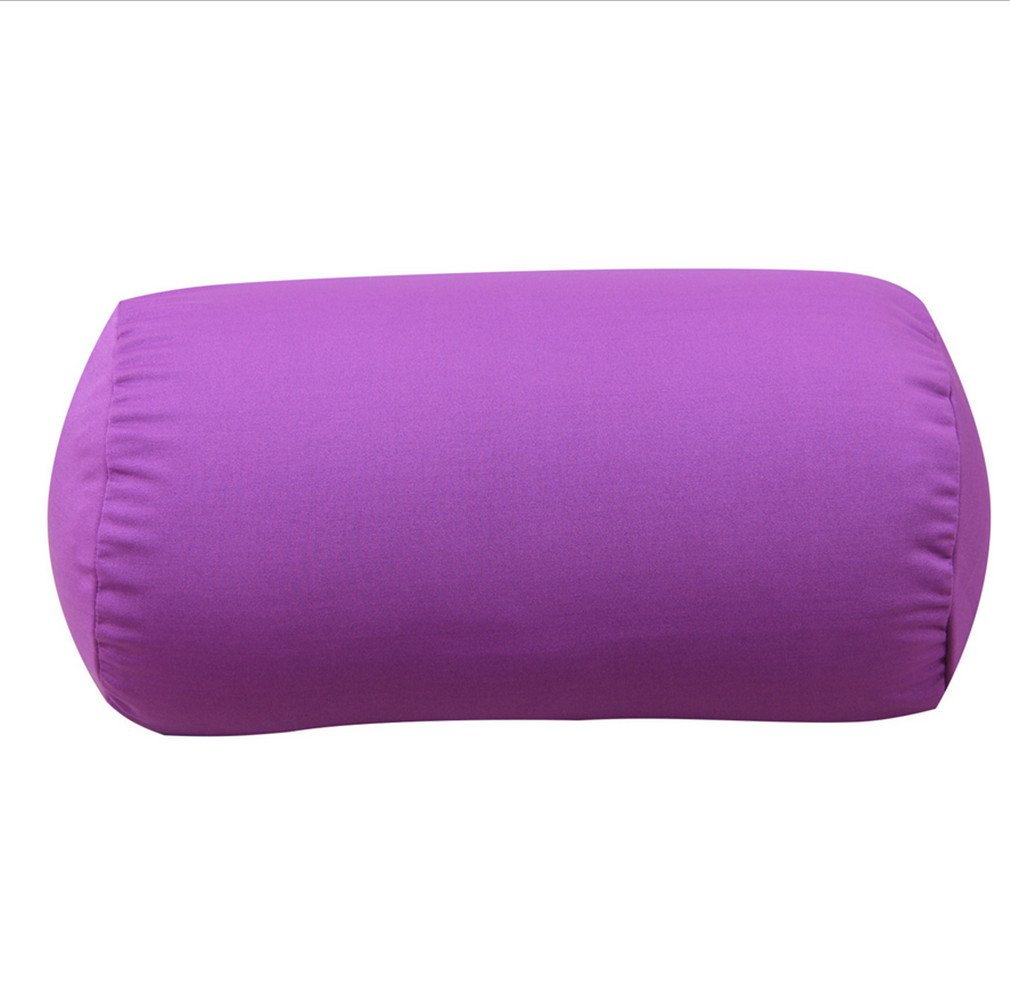 LUCKY-U Yoga Bolster, Yoga Pillow Fitness Clase De Yoga ...