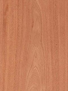 "White Maple Wood Veneer 3M Peel and Stick Adhesive PSA 2/' X 2/' Sheet 24/"" x 24/"""