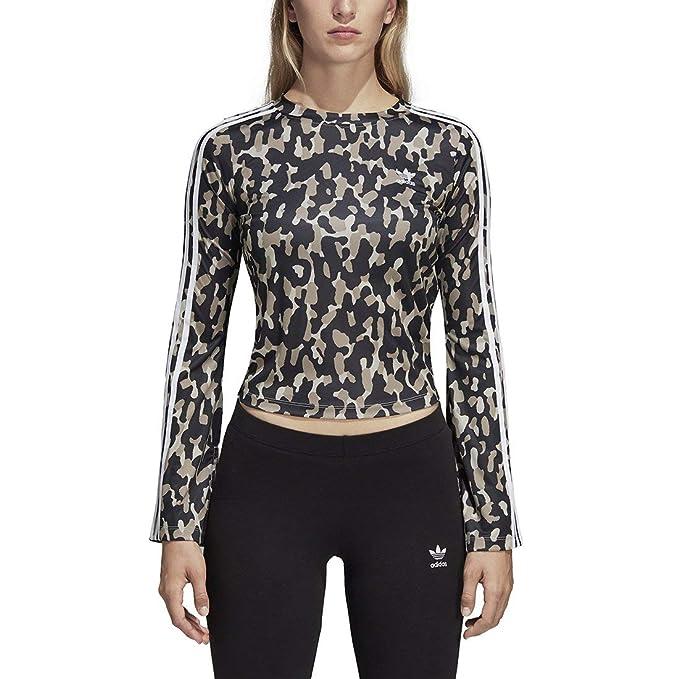 adidas leopardate abbigliamento