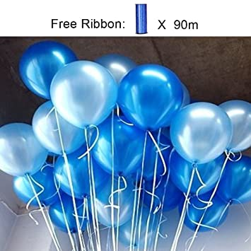 Amazoncom PuTwo Balloons 100 Packs 12 Inch Kids Party Supplies