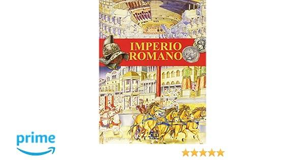 LA MAQUINA DEL TIEMPO: IMPERIO ROMANO: 5: Amazon.es: RENZO BARSOTTI: Libros en idiomas extranjeros