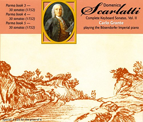 Scarlatti: Complete Keyboard Sonatas, Vol. 2 - Sonata Drawer