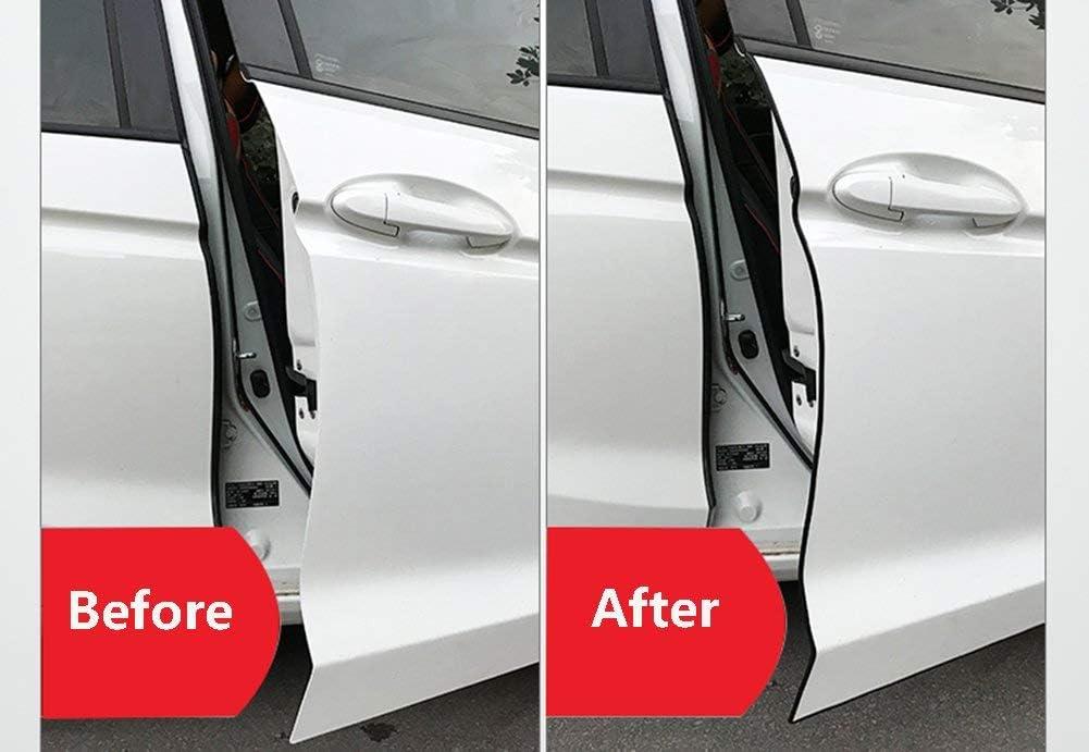 10M Car Door Edge Guard Protector WHITE U Profile Roll Moulding Trim 10 Meters