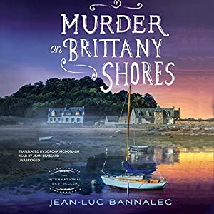 Murder on Brittany Shores Audiobook