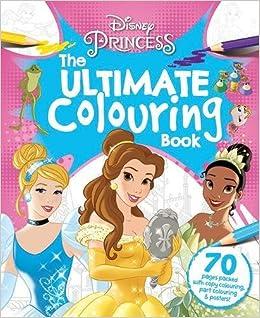 57 Coloring Book Disney Princesses Free Images