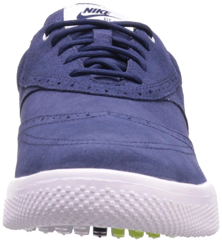 70fae0f72fa5 Nike Golf Mens Nike Lunar Swingtip Suede Golf Shoe