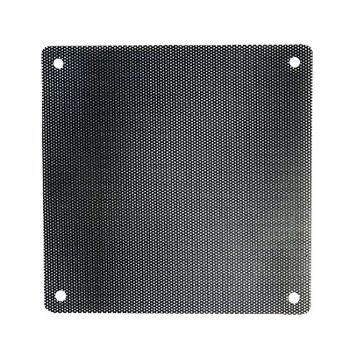 Fan Dust Filter Strainer Dustproof Mesh Cuttable Computer Cooling Fan Filter 140mm PC 14cm x - Cm To 140mm