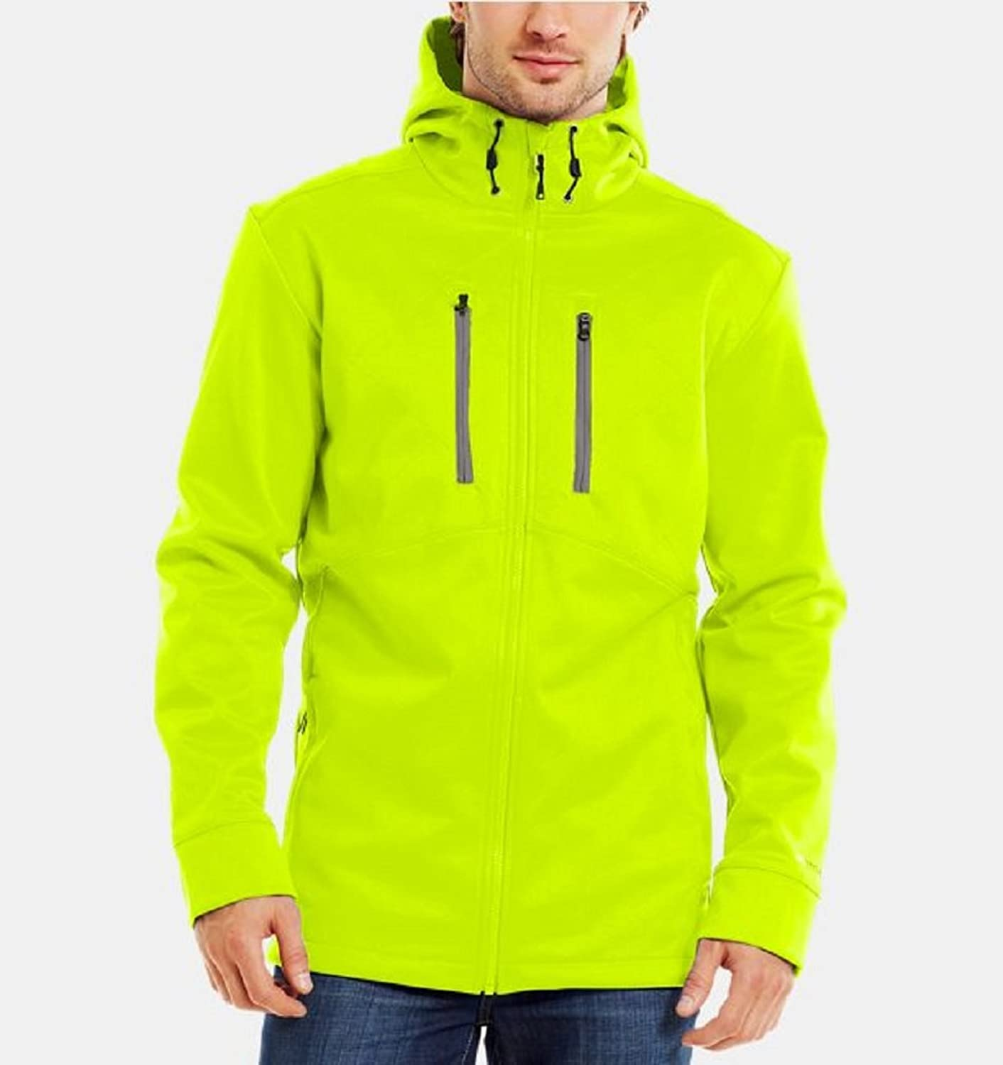 Low Cost Under Armour Men S Coldgear Infrared Softershell Jacket