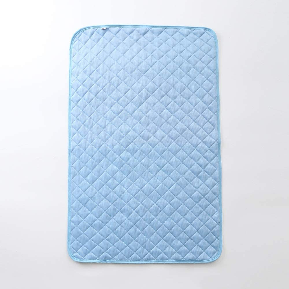 ASCAD New The Pet Shop Cooling Mat for Dogs & Cats Dark Blue - 50 x 70cm