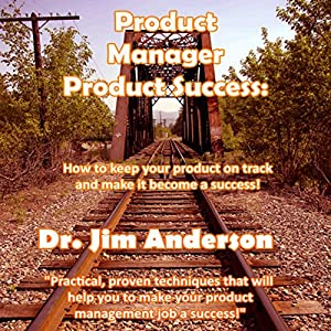 Product Manager Product Success Audiobook