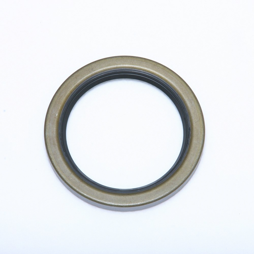 3.375 x 4.125 x 0.375 3.375 x 4.125 x 0.375 Dichtomatik Partner Factory Buna Rubber TCM 33413TA-H-BX NBR //Carbon Steel Oil Seal TA-H Type