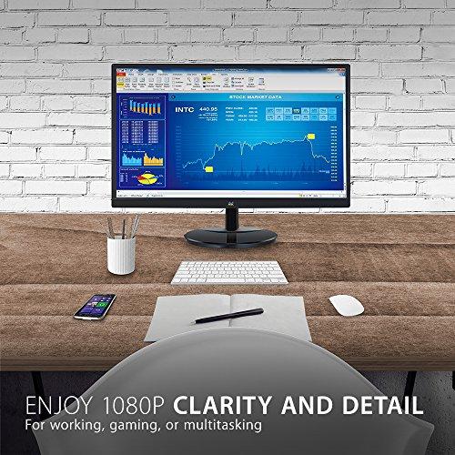 "ViewSonic VA2259-SMH 22"" IPS 1080p HDMI Frameless LED Monitor"