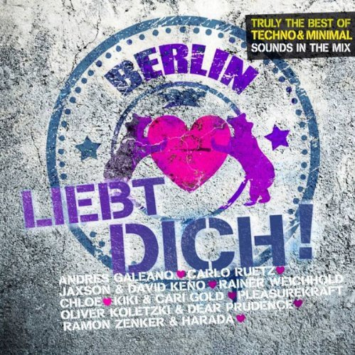 Berlin Liebt Dich 1 [Analog]                                                                                                                                                                                                                                                    <span class=