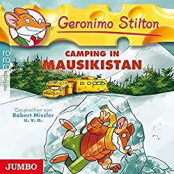 Camping in Mausikistan (Geronimo Stilton 12)