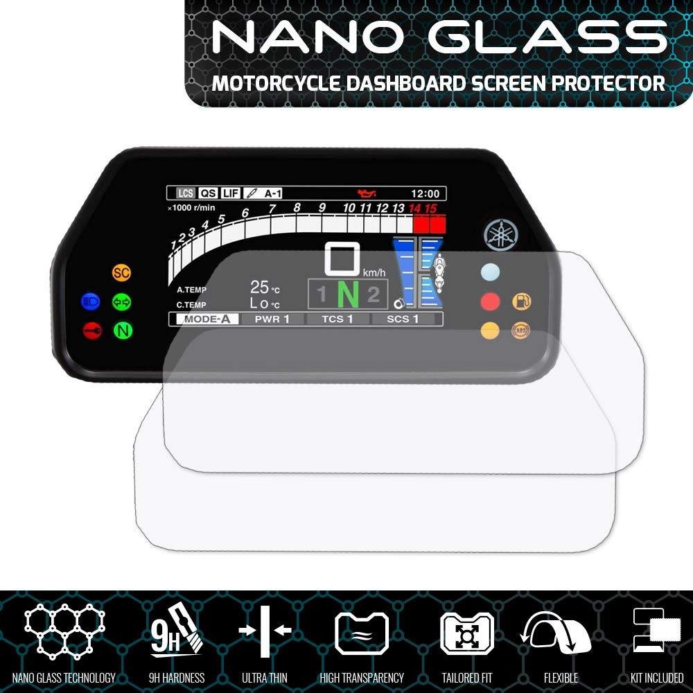 Speedo Angels Nano Glass protector de pantalla para 900 TRACER GT (2018+) x 2 Speedo-Angels 14.99