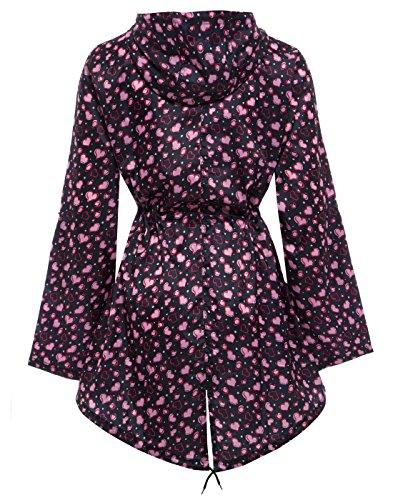 Design Impermeable Dalsa 2 Mujer Abrigo Parka para wqwxOXf5