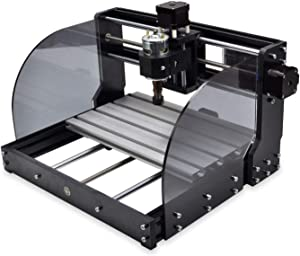 Daedalus CNC Router Machine 3018 Pro-M Mini Engraving Machine, GRBL Control 3 Axis | Offline Controller | Router Bits, Working Area 300x180x45mm (Without Laser Kit)