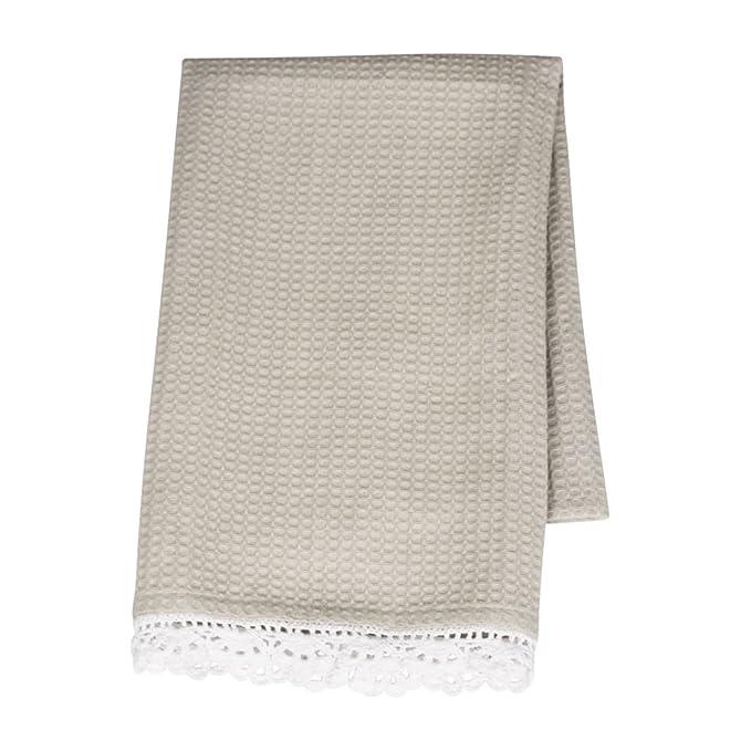 Küchentuch Geschirrtuch Handtuch 100/% Leinen Farbe in Creme-Weiß 40x60 cm Neu
