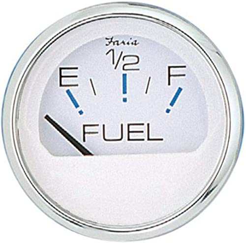 Stainless Steel Boat Tank Fuel Gauge [Faria] Picture