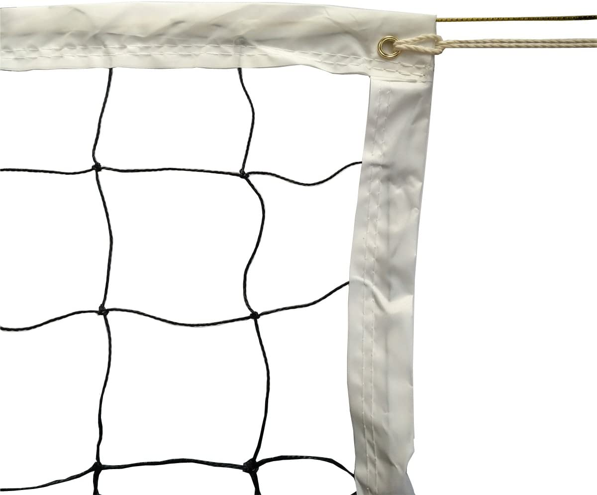 Amazon Com Dourr Professional Sports Volleyball Net 32 Ft X 3 Ft For Indoor And Outdoor Net Only Sports Outdoors
