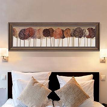 American Style,dorf,pastorale Schlafzimmer Dekoration Malerei/ Bett Der  Dekorativen Malerei/wohnzimmer