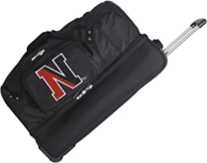 NCAA Drop-Bottom Duffel