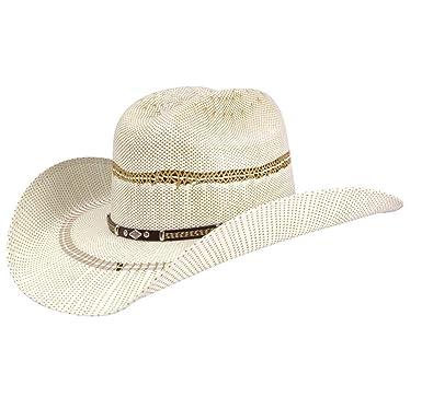 01f721a5e2828 El General Men s Western Hat Sombrero 100X El Cartel Bangora Ivory Tang (6 3