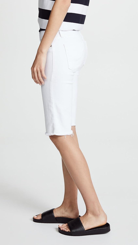 Hudson Womens Standard Amelia Knee 5 Pocket Jean Short