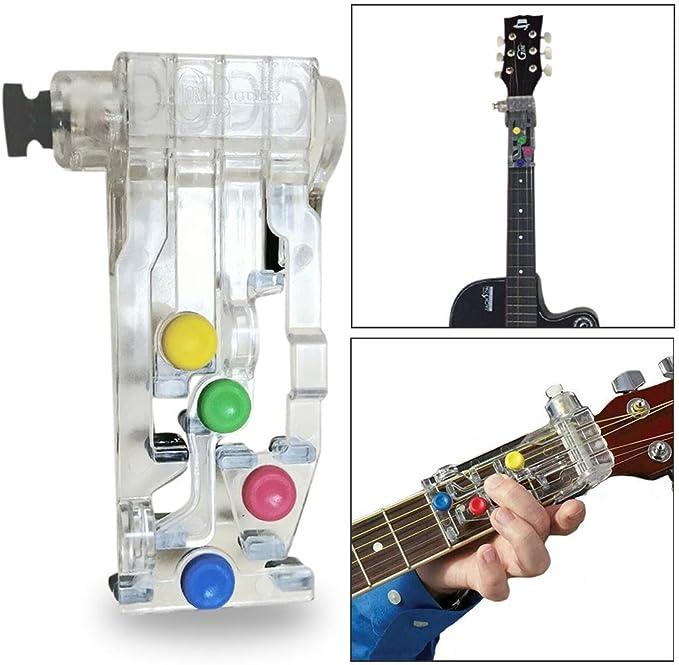 Sistema de aprendizaje de guitarra, sistema de aprendizaje de ...