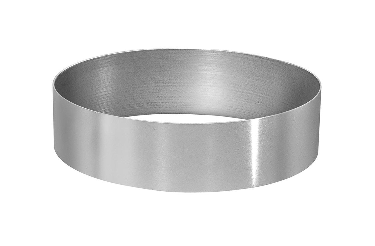 Parrish Magic Line 6 x 2 Aluminum Cake Ring