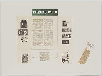 Amazon.com: The Museum Outlet - Chris Burden - Michelangelo ...
